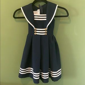 Bonnie Jean Sailor Girl Dress